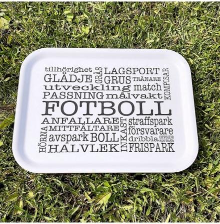Bricka - Fotboll