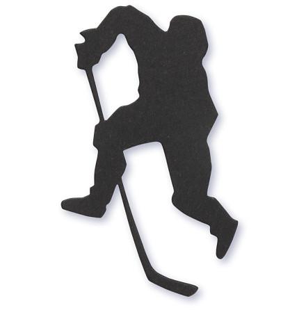 Etikett Hockeyspelare