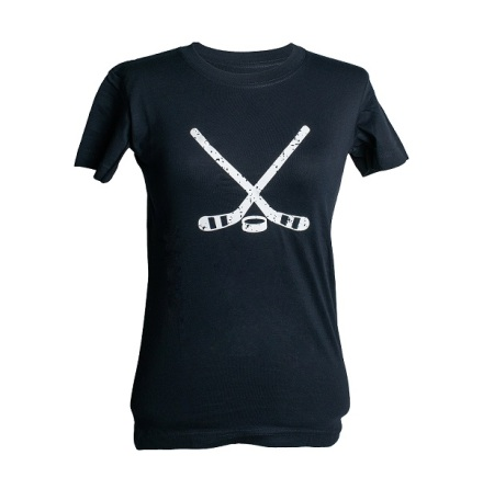 T-shirt - Klubbor - mörkblå